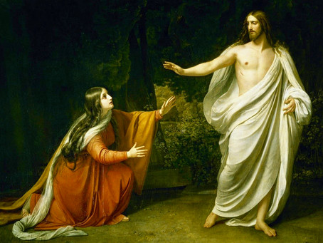 Tuesday within the Octave of Easter