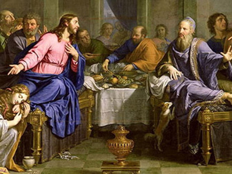 Thursday of the Twenty-Fourth Week in Ordinary Time