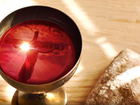 The Solemnity of the Most Holy Body and Blood of Christ (Corpus Christi)