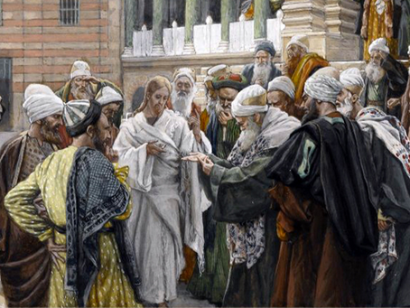 Saturday of the Eighth Week in Ordinary Time
