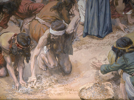 Monday of the Eighteenth Sunday in Ordinary Time