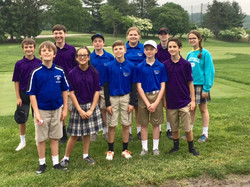 SMM Golf team 2017