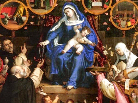 Memorial of Our Lady of the Rosary