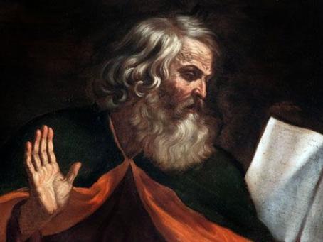 The Feast of Saint Matthias, Apostle