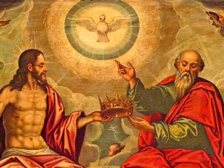 The Solemnity of the Holy Trinity