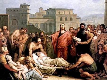 Monday of the Fifth Week in Ordinary Time
