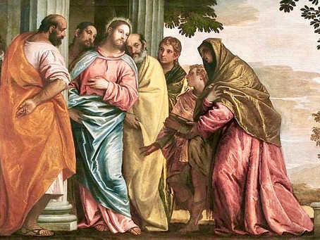 Wednesday of the Second Week of Lent