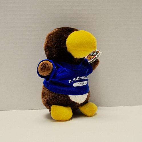 Stuffed Plush Hawk