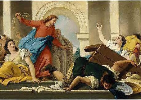 Friday of the Eighth Week in Ordinary Time