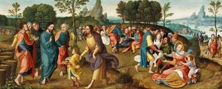 Eighteenth Sunday in Ordinary Time