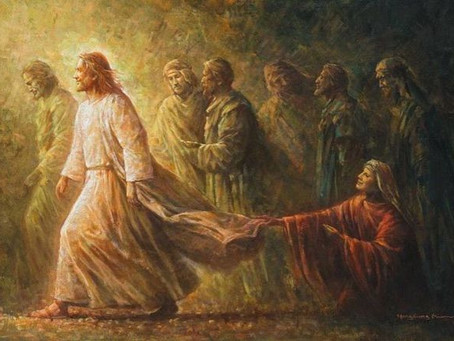 Monday of the Fourteenth Week in Ordinary Time