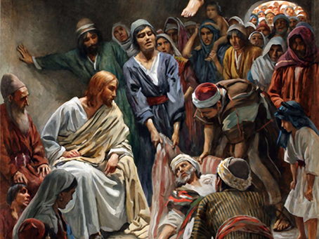 Thursday of the Thirteenth Week in Ordinary Time