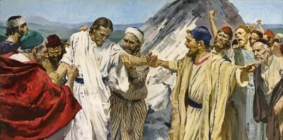 Friday of the Seventeenth Week in Ordinary Time