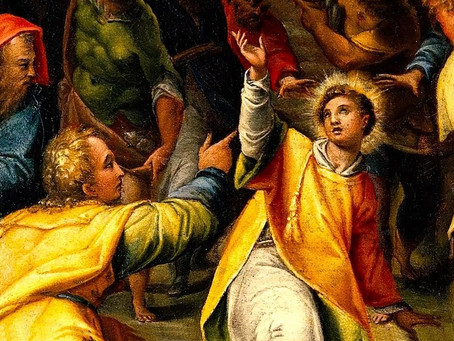 Feast of Saint Stephen, the First Martyr