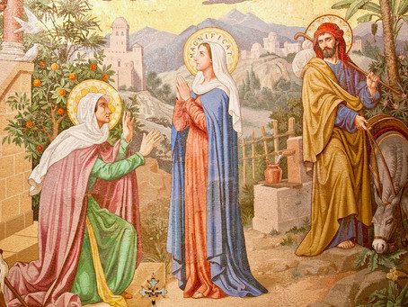 Monday of the Fourth Week of Advent