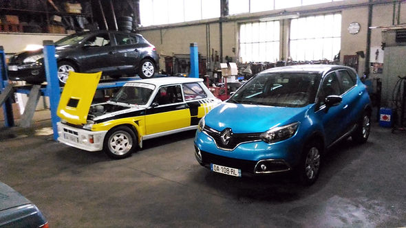 Garage BOCH - Renault -Dacia -Goxwiller-Obernai-Barr