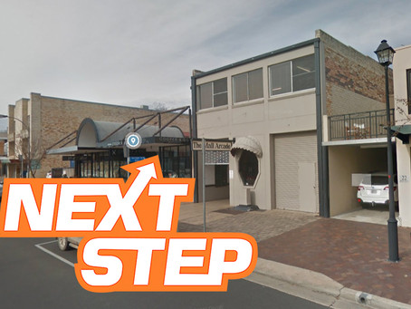 Next Step opens regional office!