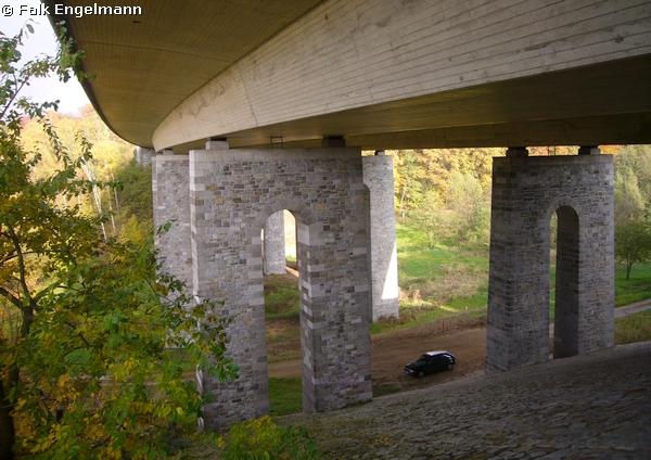 Talbrücke Hirschfeld