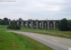 Talbrücke Holledau
