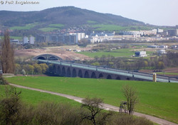 Saaletalbrücke Jena