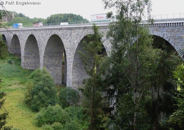 Saalebrücke Rudolphstein
