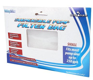 """6"""" Pump Bag 6.75 x 9.375"""