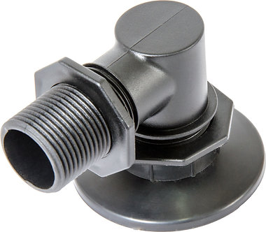 "AA Bottom Draw Pump Adapter, AAPW1000, 3/4"" G inlet thread"