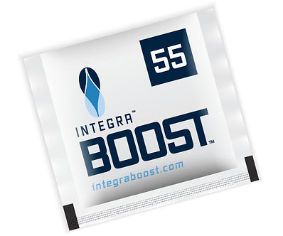 Integra Boost 8g Humidiccant, 55% RH, case of 300