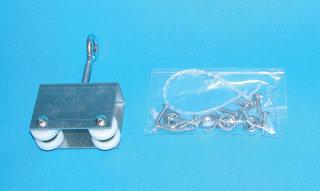 Add A Lamp Hardware Kit, trolley+mounting hardware
