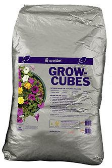 Grodan Mini Cubes, 2 cu ft bag, case of 3