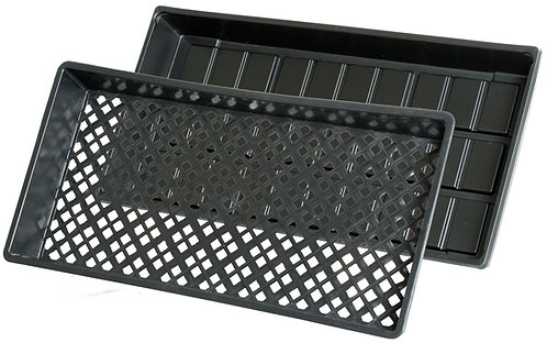 "Cut Kit Tray 10x20"" w/ Mesh Tray, case of 50"
