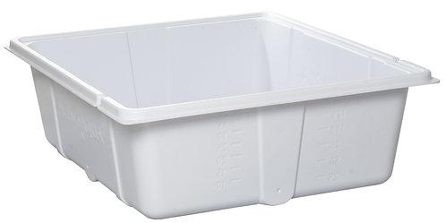 40 Gal Res Bottom Premium White