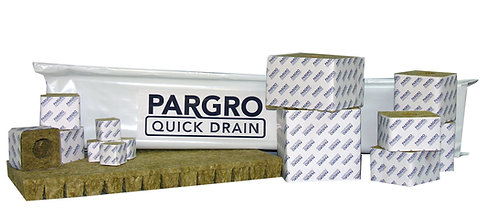 """Pargro QD 1.5"""" Wrapped Cube, Case of 1170"""