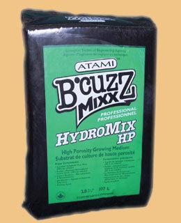 B'Cuzz Hydromix HP 3.8 cu ft bale