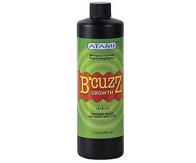 B'Cuzz Grow, 12 oz