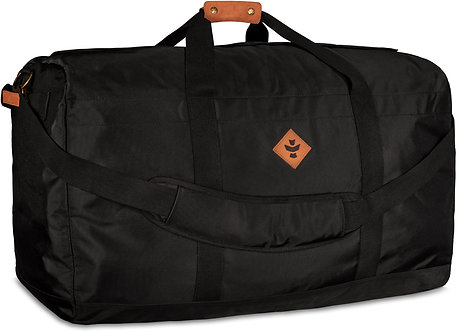 The Northerner - Black, XL Duffle