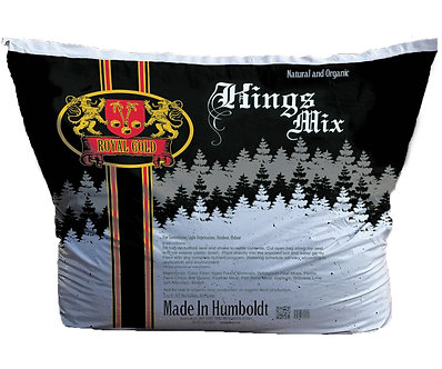 Royal Gold Kings mix 4 yard bulk tote