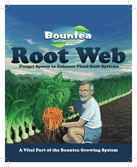 Bountea Root Web 5 lb