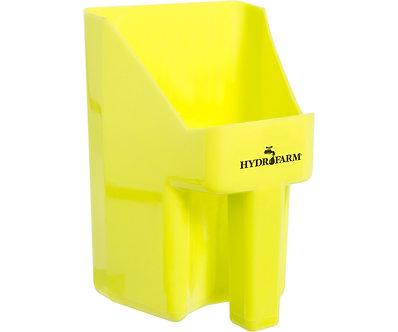 Hydrofarm Bulk Media Scoop, 2.5 Qt