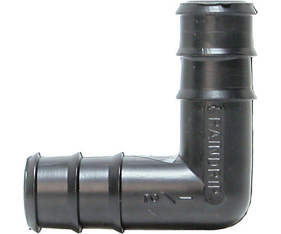 """1/2"""" Elbow Connector, pack of 10"""