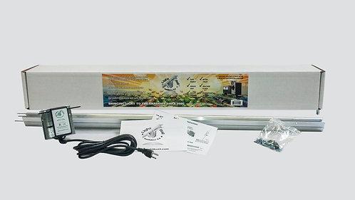 9 RPM Light Rail Complete Kit