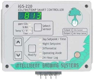 CO2/RH/Temperature Smart Controller