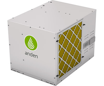 Anden Industrial Dehumidifier, 320 Pints/Day 240v