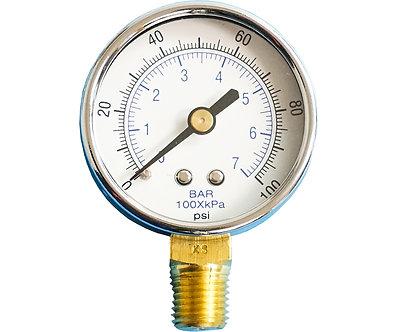 3/4in Pressure Guage