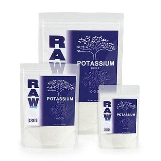 RAW Potassium 2 lb (3/cs)
