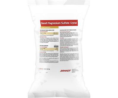 Brandt Magnesium Sulfate 50 lb OMRI