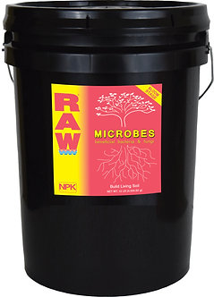 RAW Microbes bloom stage 25lb