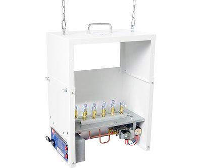 CO2 Generator LP/HA 19,235 BTU 22.5 CU/FT Hr.