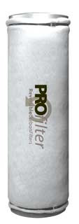 PRO filter 125 Reversible Carbon Filter