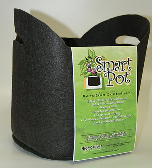 "3 Gallon Smart Pot w/ Handle 10""x7.5"""